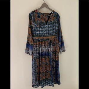 Zara midi dress (never worn)